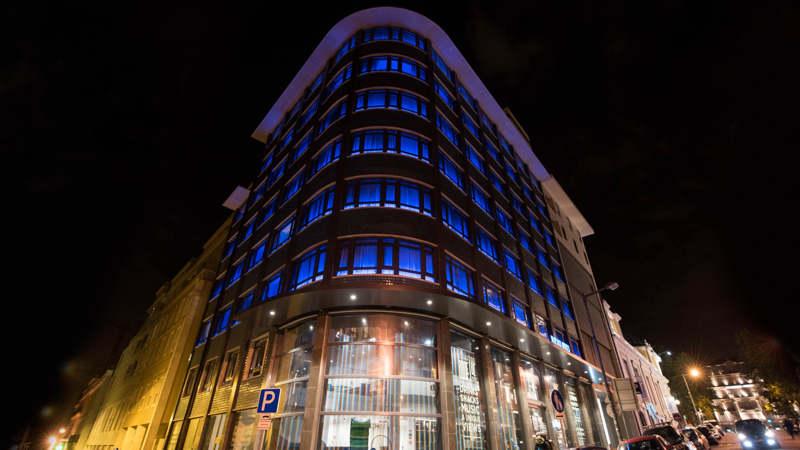 Galerie Bluesock Lisbonne