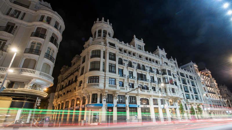 Galería Bluesock Madrid