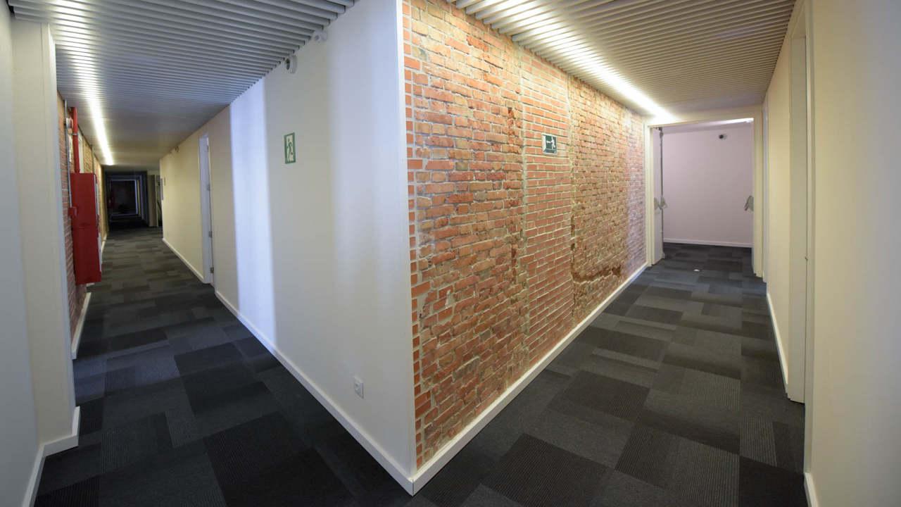 Bluesock Madrid Instalaciones modernas